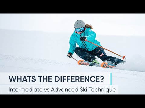 Intermediate vs Advanced Skiing | What's the difference?