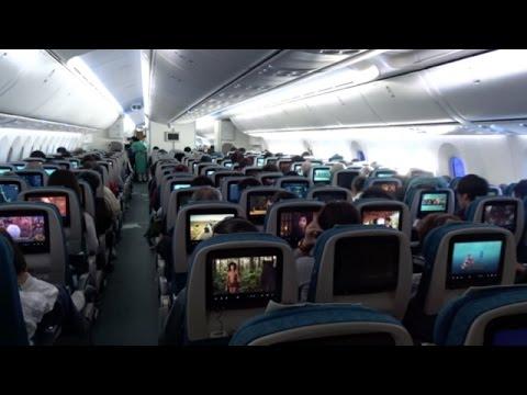 [English] Vietnam Airlines VN301|Economy Class|Narita ✈︎ Ho Chi Minh City