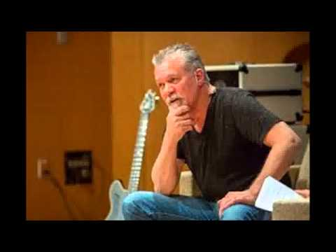Eddie Van Halen on Former Van Halen Bassist Michael Anthony 'I Had to Show Him How to Play'