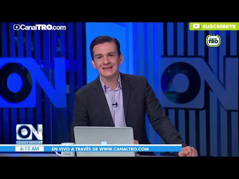 Oriente Noticias primera emisión 6 de Noviembre