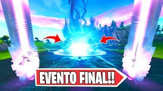 *FILTRADO* EVENTO FINAL DE LA TEMPORADA 8!! FORTNITE BATTLE ROYALE