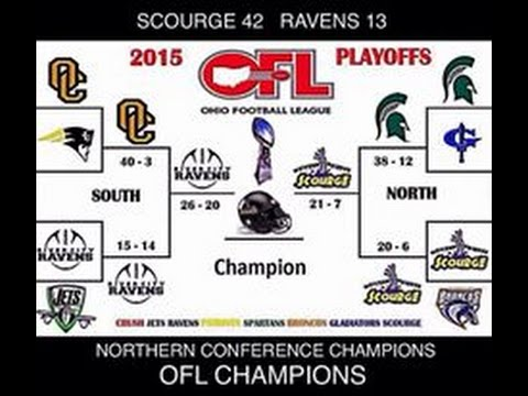 OFL Championship Ravens vs Scourge
