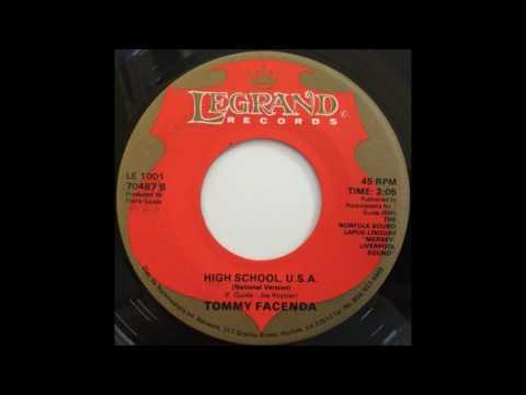 TOMMY FACENDA - High School U.S.A. [National Version]