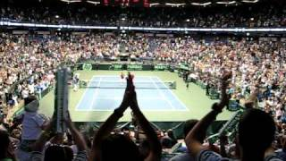 Davis Cup: Israel vs Austria - Erlich and Ram