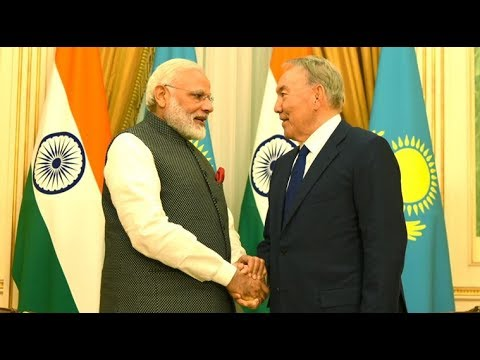 Audio Bulletin: PM Modi meets Kazakh President in Astana, will attend SCO Summit/DAILY NEWS CAPSULE