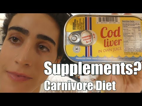 Supplements On The Carnivore Diet