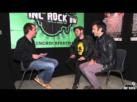 Babylon Circus - Interview @Inc'Rock Festival 2014
