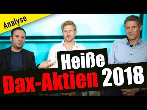 Feat. Erichsen – wir analysieren die heißesten Dax-Aktien für 2018 // Mission Money