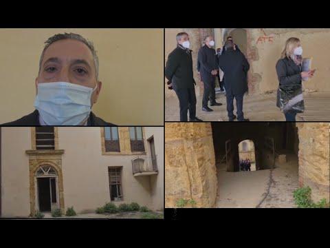 Ex Ospedale via Atenea, aggiornamenti dell'Ingegnere Carrubba