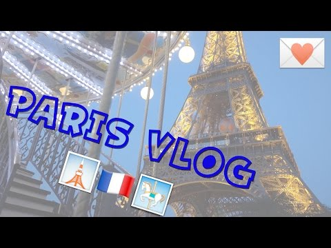 파리 가서 백만년만의 VLOG 찍었지요! PARIS VLOG!! #SoYounginParis