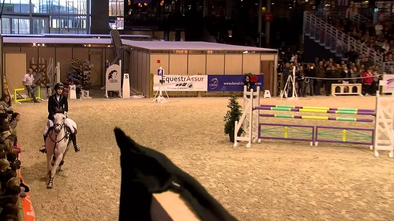 lea jeanneau grand prix as excellence salon du cheval 2012