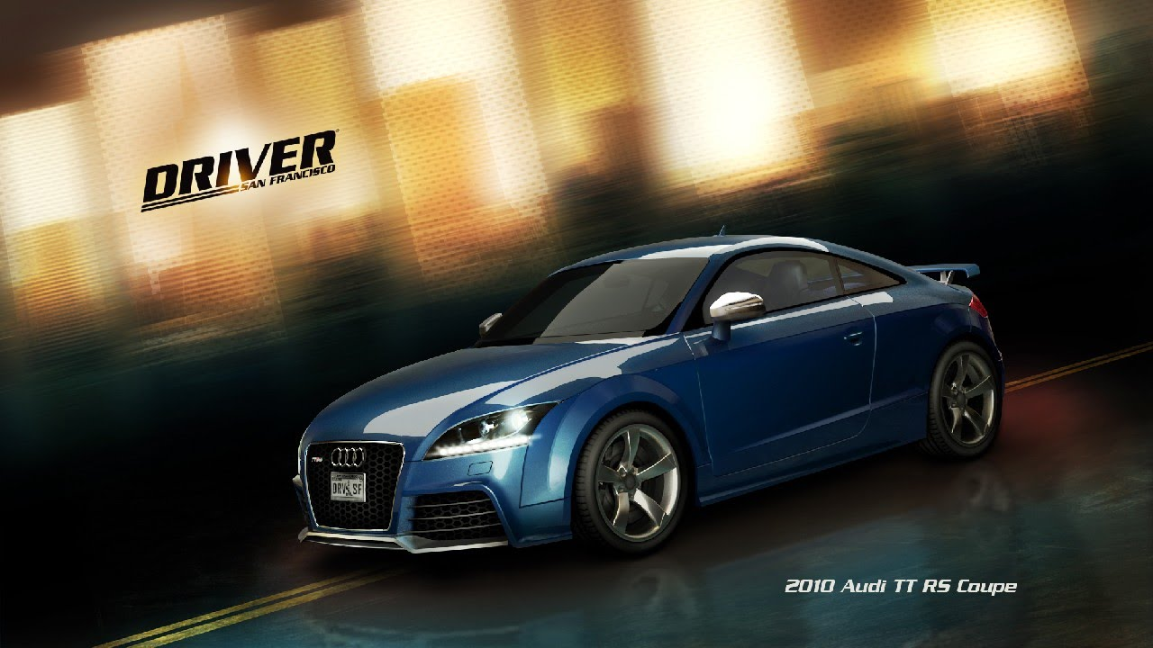 Dragon Review Driver SF Audi TT RS Coupe YouTube - Audi sf