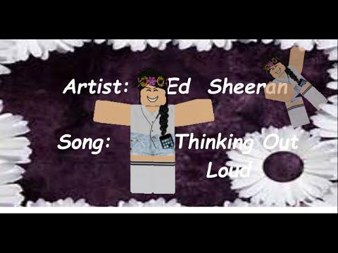 roblox music id ed sheeran