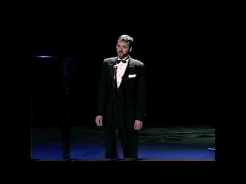 """Ricky Ian Gordon's """"Lake Isle of Innisfree"""" sung by Kurt Ollman"""