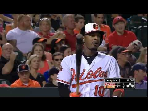 2014/9/4 MLB.TV Game of the Day Cincinnati Reds VS Baltimore Orioles (紅人 VS 金鶯)