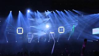 Jay Chou - Bu Neng Shou De MI Mi (OST SECRET) Live In Jakarta MEIS October 12th