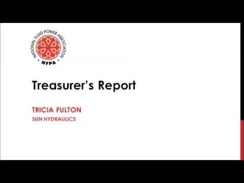 2015 Nfpa Treasurer'S Report - Youtube
