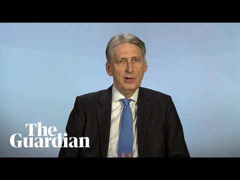 Philip Hammond says economy will be 'a little bit smaller' under all Brexit scenarios