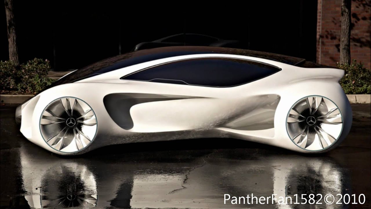 2010 Mercedes Benz Biome Concept Youtube