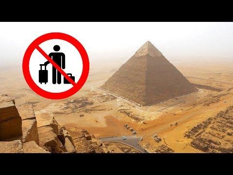 Ни в коем случае НЕ ЕДЬ в Египет, пока не посмотришь это видео!