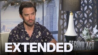 Milo Ventimiglia On What's Next For Jack In 'This Is Us' | EXTENDED