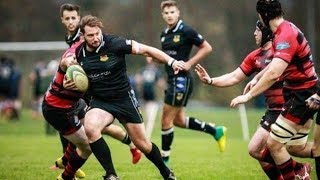 Irish Rugby TV: Andy Graham on Ballymena in Division 1B