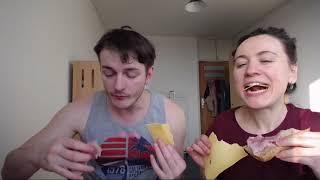 ПЕРВАЯ ГОЛЛАНДСКАЯ ЕДА ☕ вкусный обзор еды