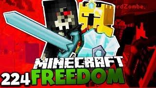 XAROTHS TODESARENA! ✪ Minecraft FREEDOM #224   Paluten