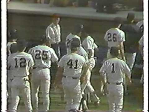 1983 Major league home run calls, original broadcasts Vol.1A (a)