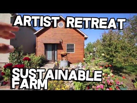 Artist Retreat Sustainable Organic Farm for sale Harrodsburg, Kentucky