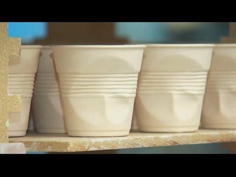 France's Revol factory: Where making porcelain is a family affair