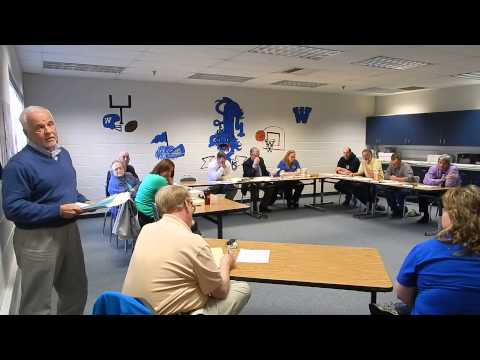 Lawyer Talks Down to Woman During School Board Meeting   Jason Asselin