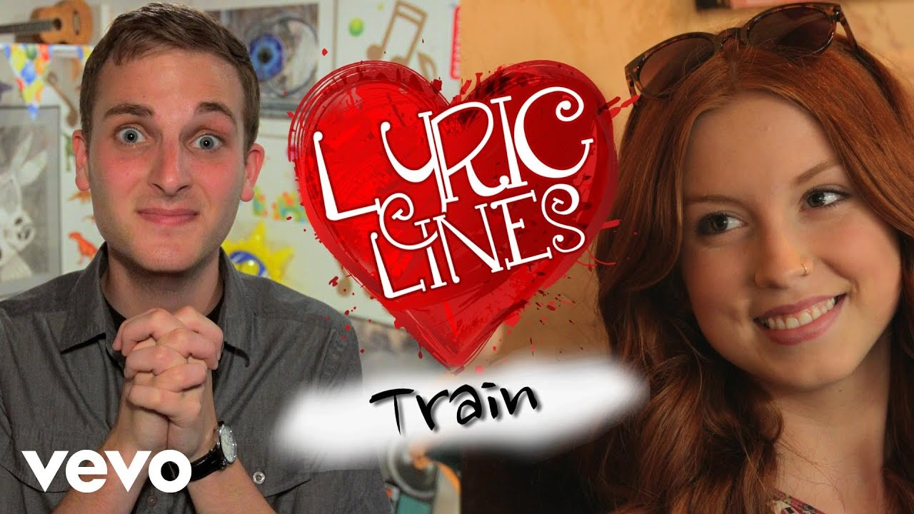 VEVO - Vevo Lyric Lines: Ep. 14 - Train