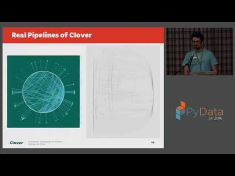 Matt Davis: A Practical Introduction to Airflow | PyData SF 2016