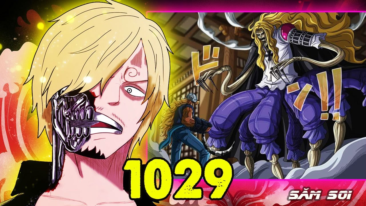 [ One Piece 1029 ] Killer Trừng Phạt Hawkin, Sanji Coi Thường Queen