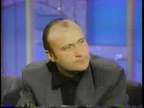 Phil Collins & David Cros @ The Arsenio Hall Show