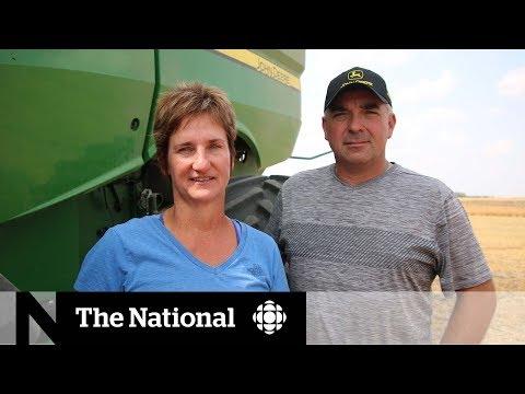 Parents of youngest Humboldt Broncos crash victim struggle on the farm