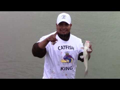 Bank Fishing At Grapevine Lake