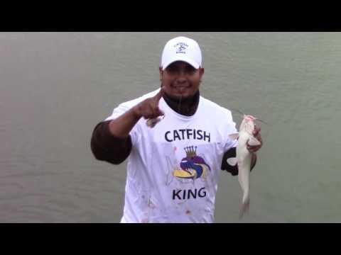 Bank Fishing At Grapevine Lake