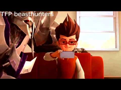 Transformers Prime Beast Hunters: Time Warner Cable Spot