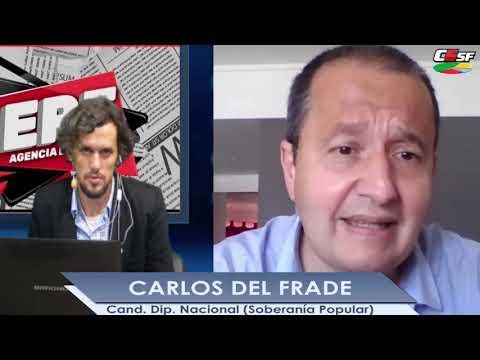 Carlos Del Frade sobre pliego de Biagioni: Es una vergüenza