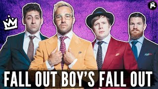 """The """"Falling Out"""" of Fall Out Boy"""