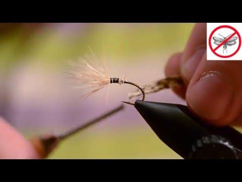 вязание нахлыстовых мушек видео на ютубе