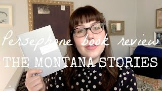 (Persephone) Book Review | The Montana Stories