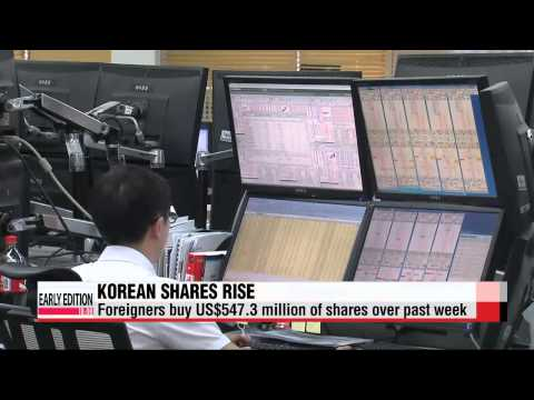 Korea's KOSPI renews record high