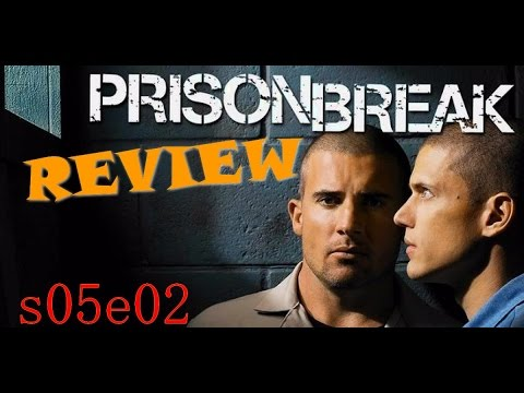 prison break saison 5 episode 2 review double personnalit youtube. Black Bedroom Furniture Sets. Home Design Ideas