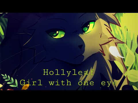 🍃Hollyleaf | Girl With One Eye | 🍃(Flashing Lights)