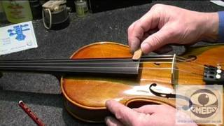 How to Set Up a Student Violin Correctly