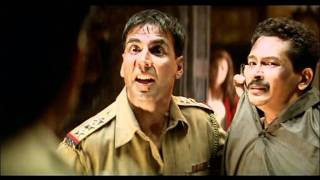 Khakee - Patriotic Scene - Amitabh Bachchan - Akshay Kumar - Shekhar Questions DCPs Integrity