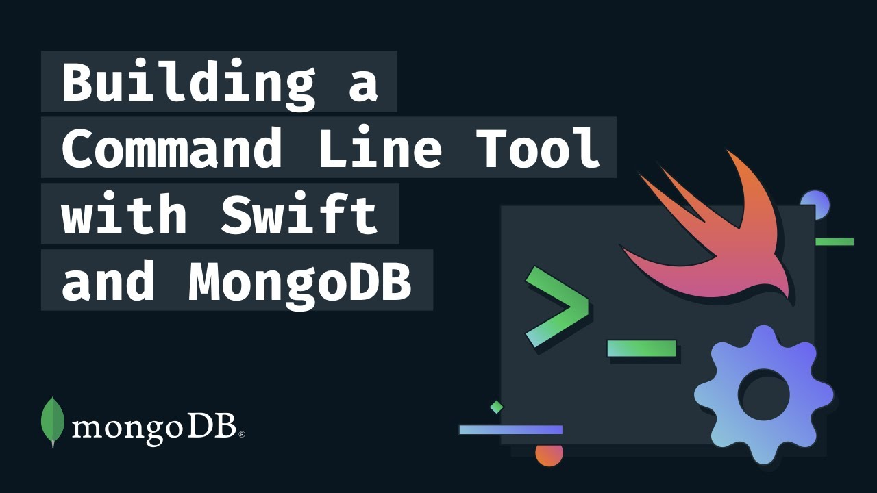 Building a Command Line Tool with Swift and MongoDB